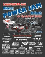 2014 Power Jam T-Shirt - Dark Grey