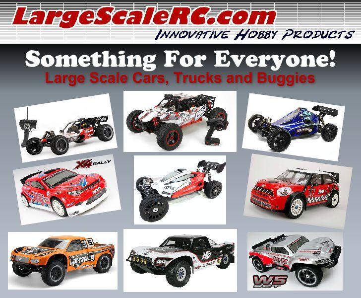 LargeScaleRC com - Cars/Trucks/Heli/Planes