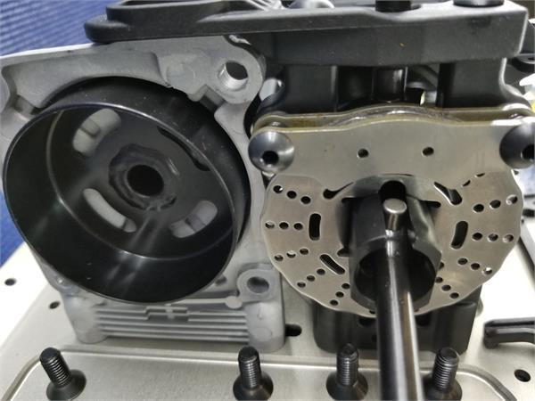 30 DNB Adjustable Engine Spacer Kit 5ive B losi 5ive t