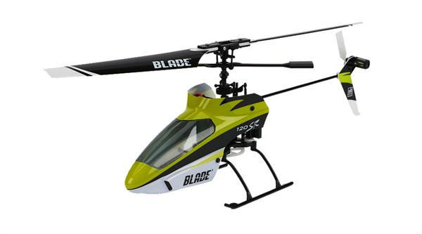 3100 - Blade 120 SR RTF
