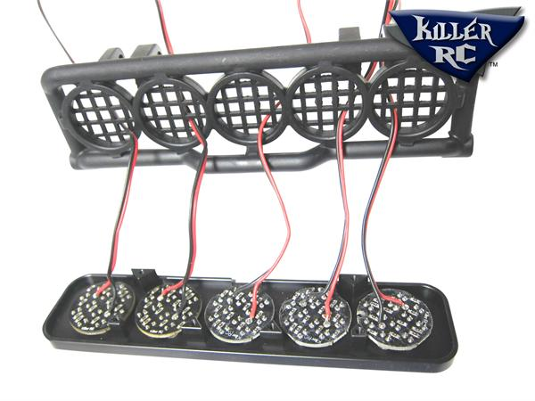 Fast Lane Motors >> LED Light Bar for Losi Desert Buggy XL by Killer RC