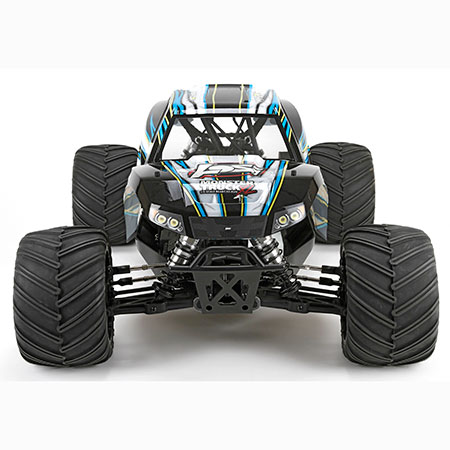 05009 Monster Truck Xl 29cc Rtr 1 5 Scale By Losi