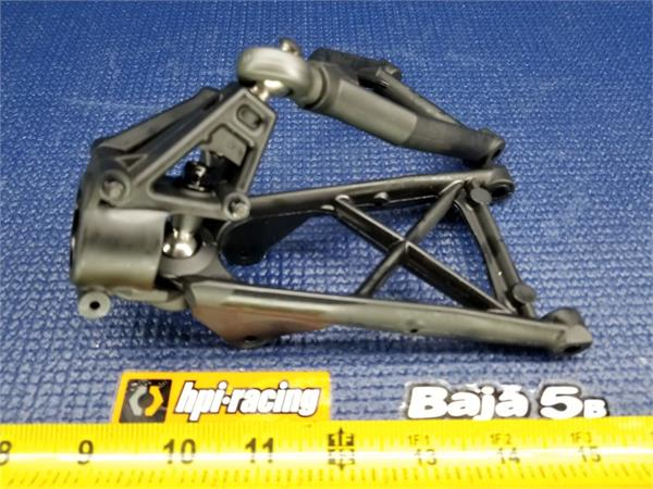 Engine Mount Right Orange 1//5th RC Baja 001 2.0 5B 5T KM Parts A008 HPI 87432