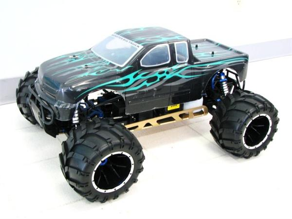 Rampage MT 4X4 Monster Truck V4 RTR 2 4Ghz - 32cc